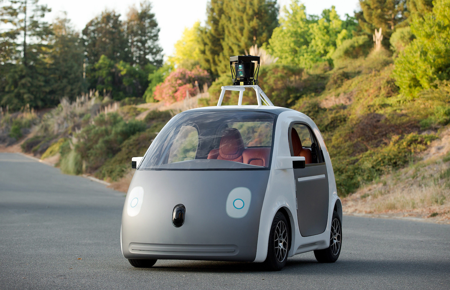 Self-Driving Cars: Science Fiction No More
