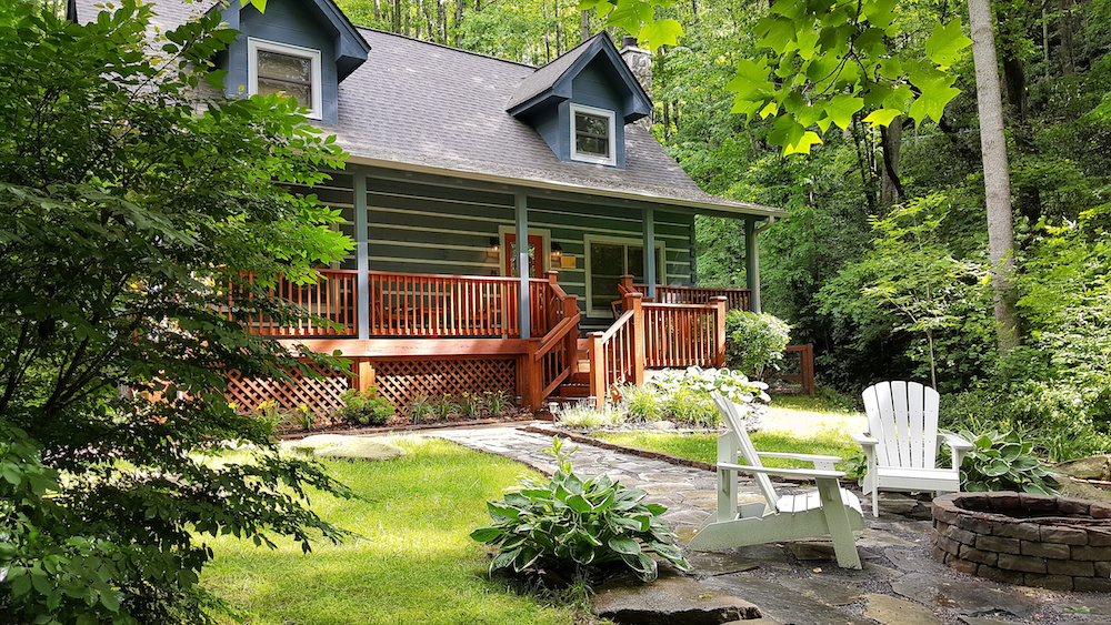 book l rentals knob vacation elk carolina cabins this cabin north image